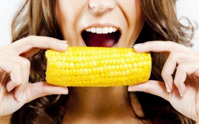 Alguns alimentos podem danificar seu aparelho ou manchar seu dente