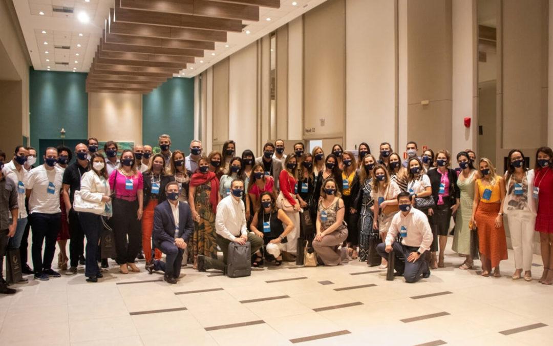Curso presencial sobre Sistema Invisalign® reúne grandes ortodontistas em Salvador